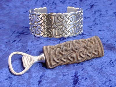 Bracelet and Sgian Brew